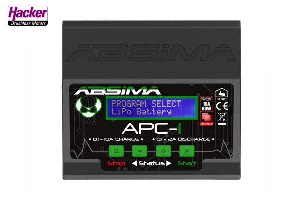 ABSIMA Charger APC-1 - Image 1 - For increasing click here!