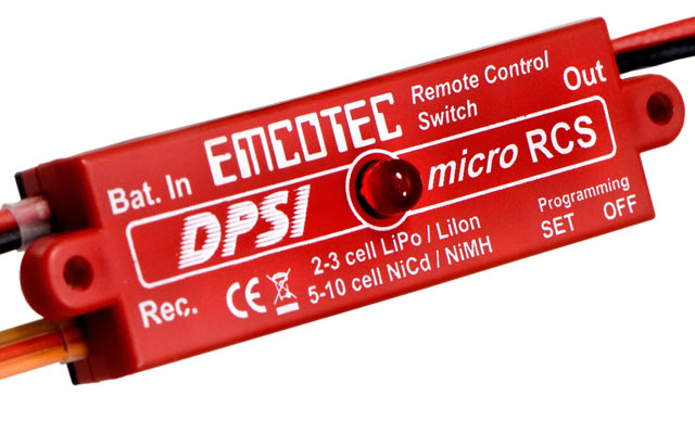 DPSI Micro RCS (MPX) remote switch - Image 1