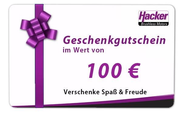 Gift Coupon 100 Eur Giftvoucher Merchandising Catalog