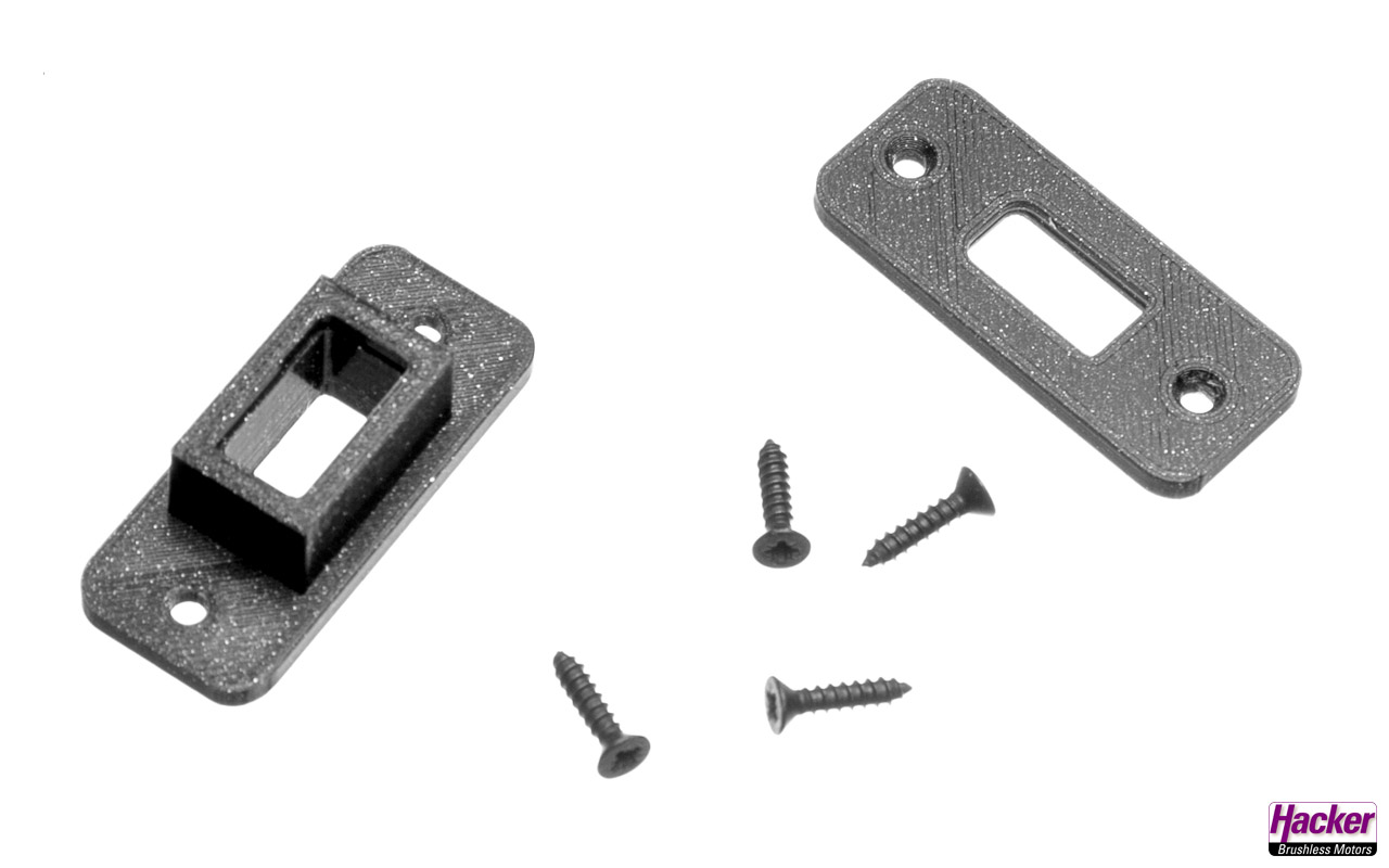 Installation frame for XT60 plugs and sockets - Image 1