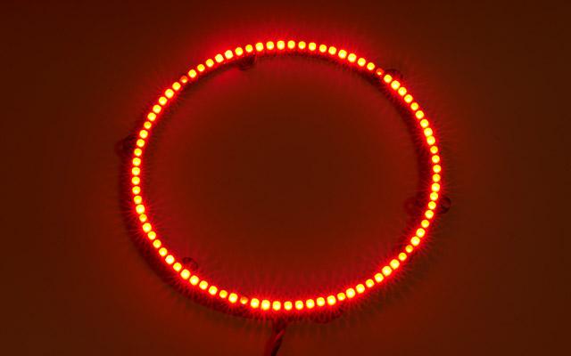 led afterburner ring  120mm  4 72in