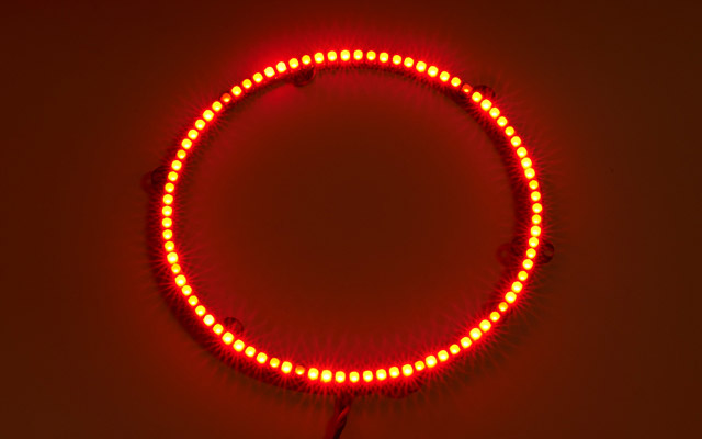 led afterburner ring 160mm led afterburnder. Black Bedroom Furniture Sets. Home Design Ideas