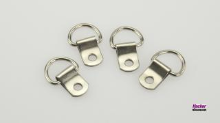 Para-RC redirection ring metal set 4 pcs.